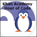 Khan Academy hour of code icon